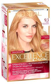 Купить <b>Крем</b>-<b>краска для волос L'Oreal</b> Paris Excellence светло ...