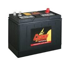 <b>12V</b> 130Ah <b>Crown Battery</b>