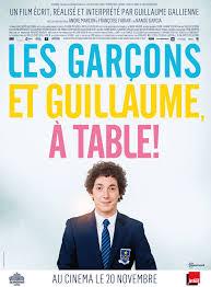Les Garçons et Guillaume, à table ! (2013)