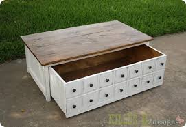 diy coffee table with apothecary style ana white build diy apothecary style