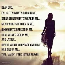 For a friend going through a hard time right now, Amen. | Luci ... via Relatably.com