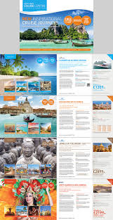 25 best travel and tourist brochure design templates designmaz 15 travel brochure examples enticing designs