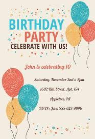 <b>Boys Birthday</b> Invitation Templates (Free) | Greetings Island