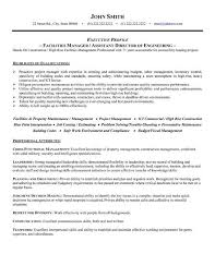 click here to download this parks and facility manager resume    click here to download this facilities manager resume template  http