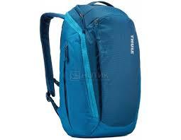 """Рюкзак 15,6"""" Thule EnRoute Backpack 23L, Нейлон, Синий ... - Нотик"""