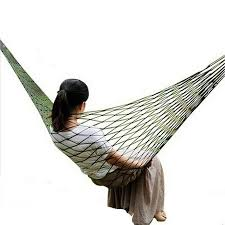 <b>Hammock Hamaca For</b> Outdoor Travel Hamac Garden Hamak ...