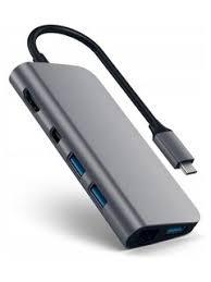 «<b>satechi aluminum type</b>-<b>c</b> multimedia <b>adapter</b>» — Результаты ...
