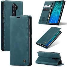 Wallet Case for Redmi Note 8 Pro,CaseMe Soft PU ... - Amazon.com