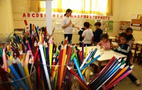 Resultado de imagem para crianças na sala de aula