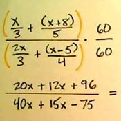 Simplifying Complex Fractions in the Real World Tutorials  Quizzes     Simplifying Complex Fractions in the Real World