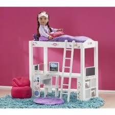 new doll loft bed desk bedroom set fits 18 inch doll american girl mckenna bed desk set