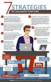 7 strategies for successful cold calls david kiger s blog cold calling infographic