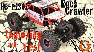We will rock you rc Rock crawler <b>HB</b>-<b>P1801</b> - YouTube