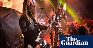 This one's for Lawrence of Arabia! Meet <b>Sabaton</b>, the heavy metal ...