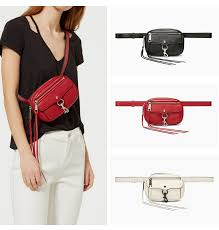 Womens Belt Bag Tassel Waist Bag Ladies Leather <b>Banana</b> Fanny ...