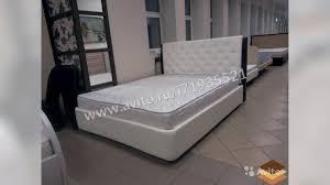 <b>Кровать с матрасом</b> односпальная двухспальная купить в ...