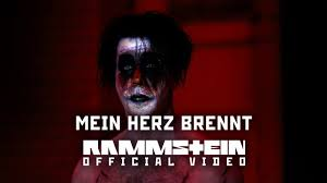 Rammstein - Mein Herz Brennt, <b>Piano</b> Version by Sven Helbig ...