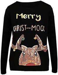 Zilosconcy Womens Jumpers Fluffy Festival <b>Christmas Snowman</b> ...