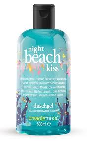<b>Гель</b> для душа поцелуй на пляже <b>Treaclemoon Night Beach</b> Kiss ...