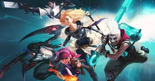 Champions - <b>League of Legends</b>