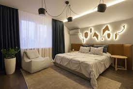 bedroom design ideas 8 ways to decorate the wall above your bed lighting above bed lighting