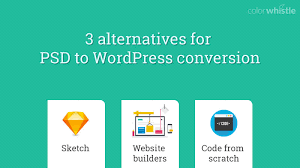 PSD to WordPress(WP),HTML Conversion and Theme Integration ...