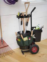 <b>Portable Garden Tool</b> Organizer   <b>Gardener's</b> Supply