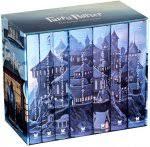 <b>Книга Гарри Поттер</b>. Комплект из 7 <b>книг</b> в коробке, Роулинг, 978 ...
