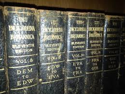 「Encyclopædia Britannica FIRST EDITION」の画像検索結果