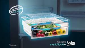 Двухкамерный <b>холодильник Beko RCNK 400 E20</b> ZGR купить в ...