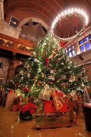 inside christmas decor