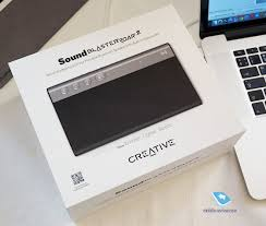 Mobile-review.com Обзор аудиосистемы <b>Creative Sound</b> Blaster ...