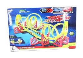 Купить <b>детский пусковой трек TLD</b> Track Racing длина трека 700 ...
