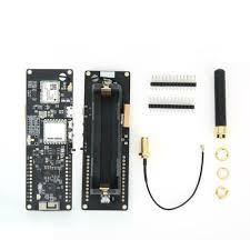 <b>TTGO T</b>-<b>Beam ESP32</b> REV1 <b>433/868/915MHz</b> GPS WiFi Wireless ...