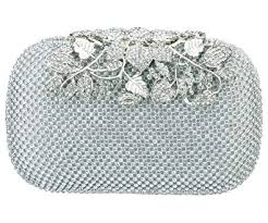 Charming Tailor <b>Evening Bag</b> for Women Chic Bling Floral ...