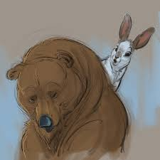 Image result for the bear and the hare