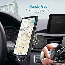 Magnetic Phone Car Mount, WizGear [2 PACK ... - Amazon.com