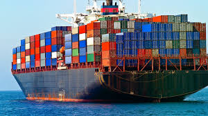 Image result for shipping containers ship