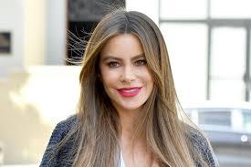 <b>Sofia Vergara</b> Models Her Walmart Skinny Jeans With Cherry Red ...