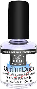 <b>INM</b> Сушка для ногтей Out The Door 15 мл — купить в интернет ...