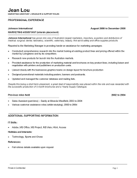 sample resume for marketing assistant position work objective sample resume objective for marketing coordinator objective for resume marketing assistant resume objective for