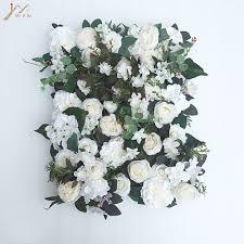 <b>10PCS</b>/<b>Lot Artificial Flower</b> Wall Wedding Background 40*60 cm ...