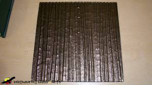 myths of slumped glass wathaurong glass geelong splashback bronze tree bark sample tile