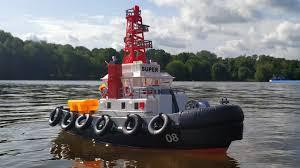<b>Буксир</b> на Радиоуправлении <b>Heng Long</b> Seaport Work Boat HL ...