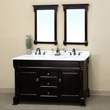 dual vanity bathroom: amazing double vanity bathroom mirrors digihome intended for double vanity mirrors for bathroom modern