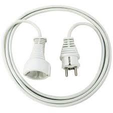 <b>Удлинитель</b> 2 м <b>Brennenstuhl Quality Extension</b> Cable, белый ...