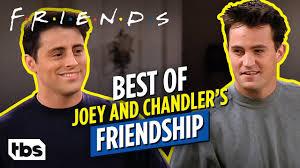 <b>Friends</b>: The Best of Joey and Chandler's <b>Friendship</b> (Mashup) | TBS ...