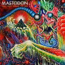 <b>Mastodon Once More</b> 'Round The Sun 2LP | Art, Artwork, Album ...