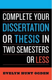 Guide To Successful Thesis And Dissertation Uk  gt  gt  gt  Dissertation of