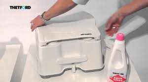 <b>Thetford Porta Potti</b> Excellence -- Comfortable and hygienic - YouTube
